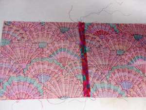 "Patchwork rectangle 6.5"" x 12.5"""