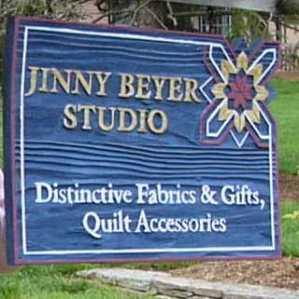 Jinny Beyer's Studio