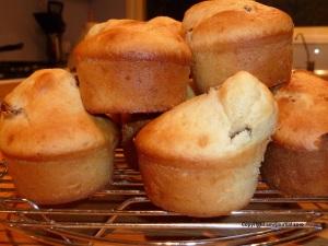 Banana and sultana muffins - 1