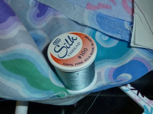 YLI silk thread